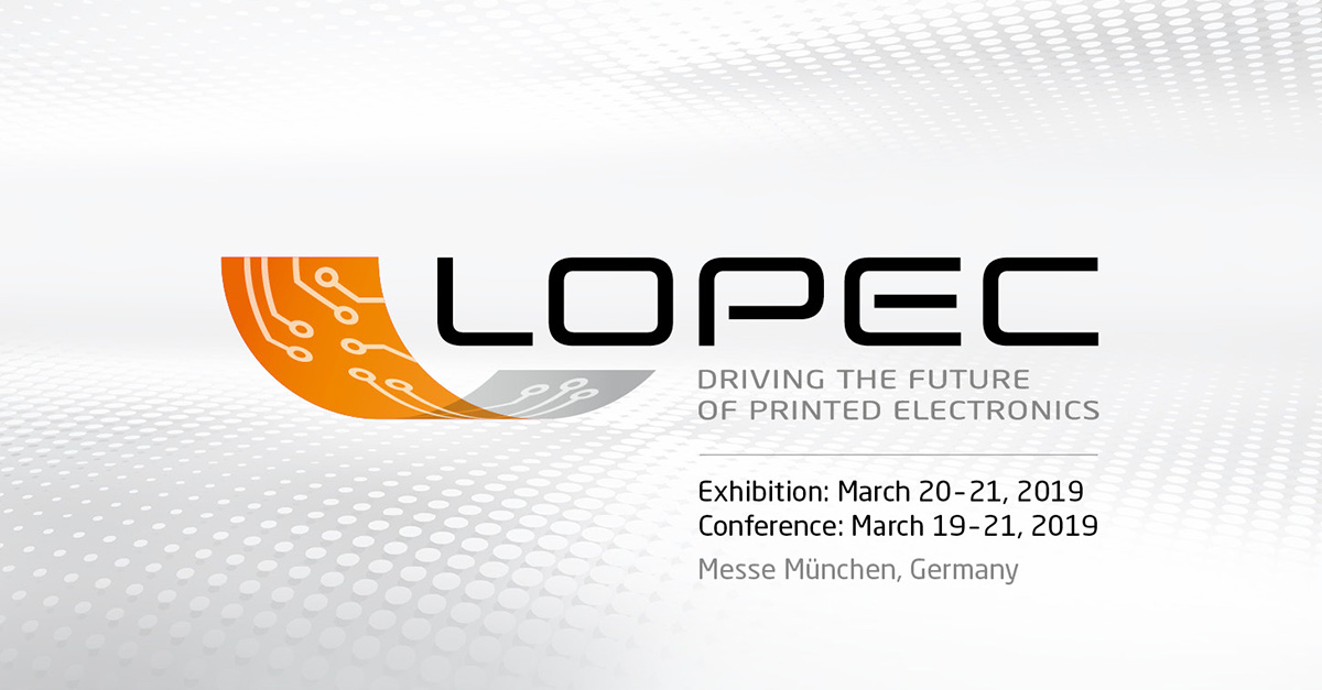 FOresIght exhibitor at LOPEC 2019 in Munich