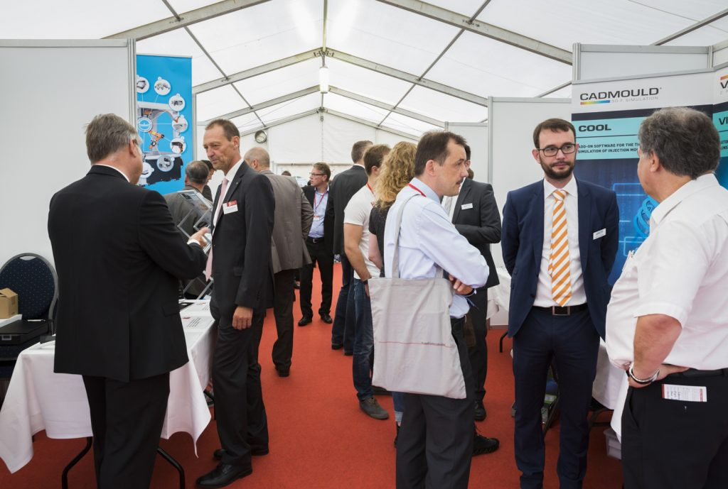 FOresIght exhibitor at the 3rd industry meeting in Lüdenscheid